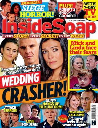 Inside Soap - UK Issue 25 - 2019