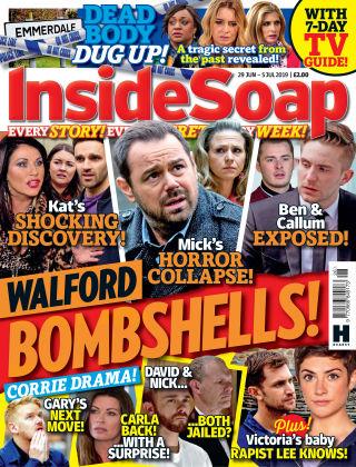Inside Soap - UK Issue 26 - 2019