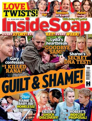 Inside Soap - UK Issue 28 - 2019