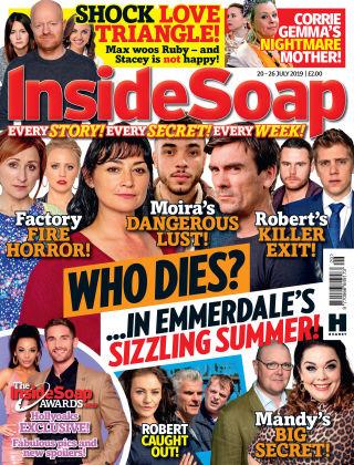 Inside Soap - UK Issue 29 - 2019
