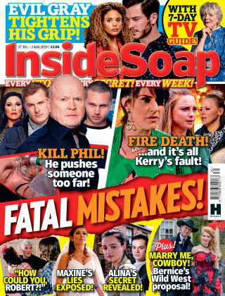 Inside Soap - UK Issue 30 - 2019