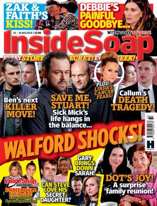 Inside Soap - UK Issue 32 - 2019