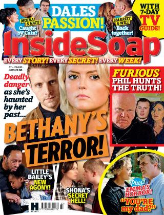 Inside Soap - UK Issue 33 - 2019