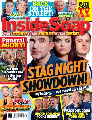 Inside Soap - UK Issue 34 - 2019