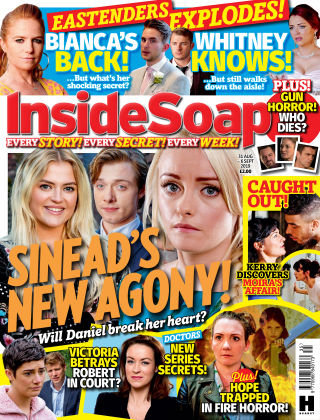 Inside Soap - UK Issue 35 - 2019