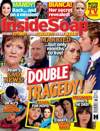 Inside Soap - UK Issue 36 - 2019