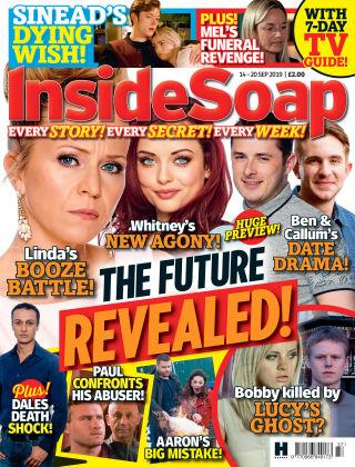 Inside Soap - UK Issue 37 - 2019