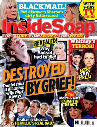 Inside Soap - UK Issue 38 - 2019