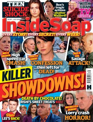 Inside Soap - UK Issue 39 - 2019