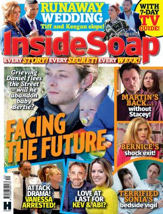Inside Soap - UK Issue 40 - 2019