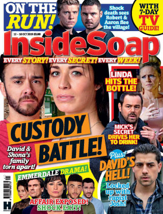 Inside Soap - UK Issue 41 - 2019