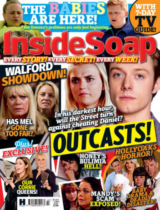 Inside Soap - UK Issue 43 - 2019