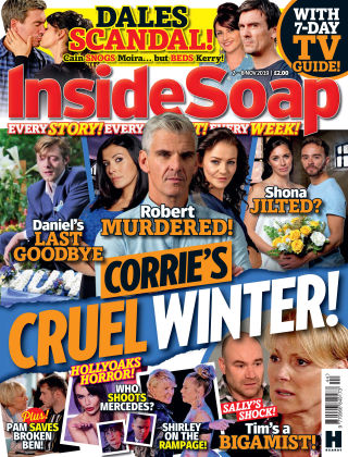 Inside Soap - UK Issue 44 - 2019
