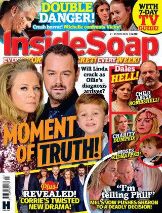 Inside Soap - UK Issue 45 - 2019