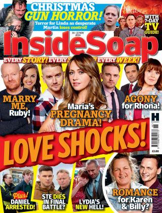 Inside Soap - UK Issue 46 - 2019