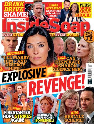 Inside Soap - UK Issue 47 - 2019