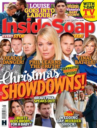 Inside Soap - UK Issue 48 - 2019