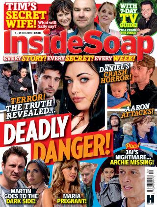 Inside Soap - UK Issue 49 - 2019