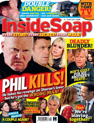 Inside Soap - UK Issue 50 - 2019