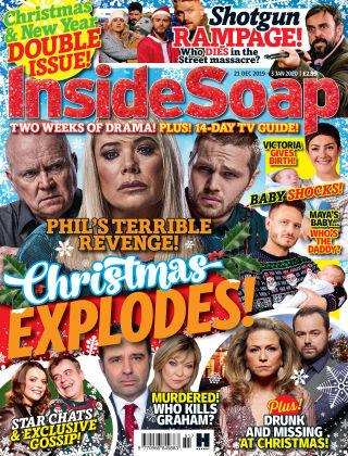 Inside Soap - UK Issue 51-52 - 2019