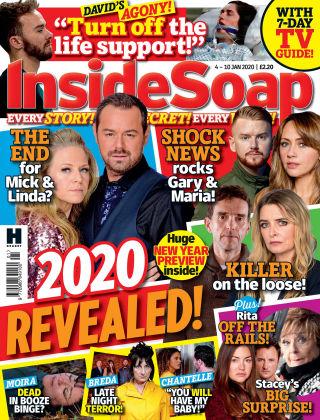 Inside Soap - UK Issue 1 - 2020