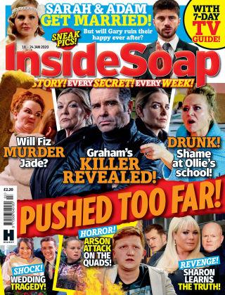 Inside Soap - UK Issue 3 - 2020