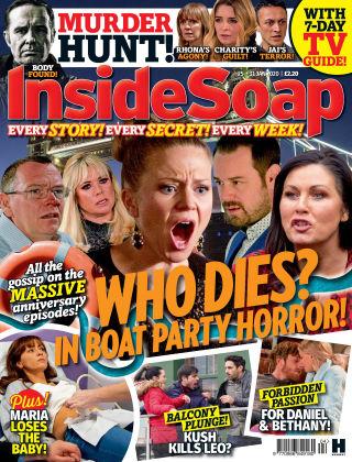 Inside Soap - UK Issue 4 - 2020