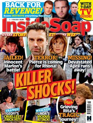 Inside Soap - UK Issue 5 - 2020