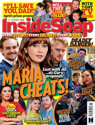 Inside Soap - UK Issue 6 - 2020