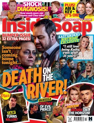 Inside Soap - UK Issue 7 - 2020
