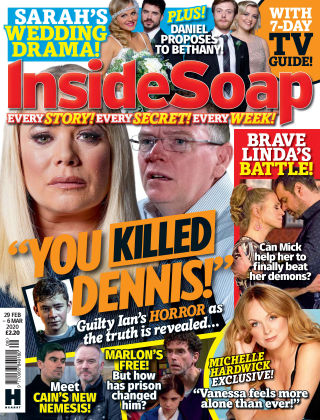 Inside Soap - UK Issue 9 - 2020