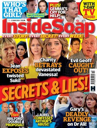 Inside Soap - UK Issue 10 - 2020