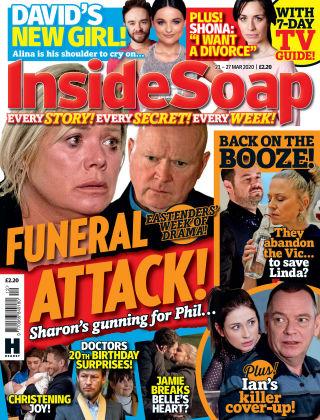 Inside Soap - UK Issue 12 - 2020