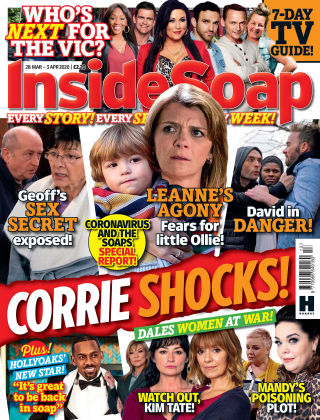 Inside Soap - UK Issue 13 - 2020