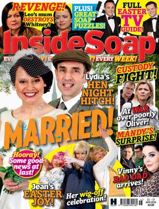 Inside Soap - UK Issue 15 - 2020