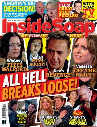 Inside Soap - UK Issue 16 - 2020