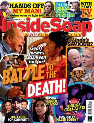 Inside Soap - UK Issue 17 - 2020
