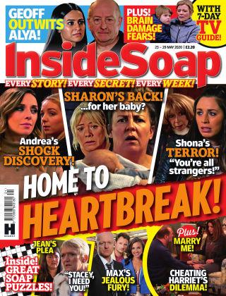 Inside Soap - UK Issue 21