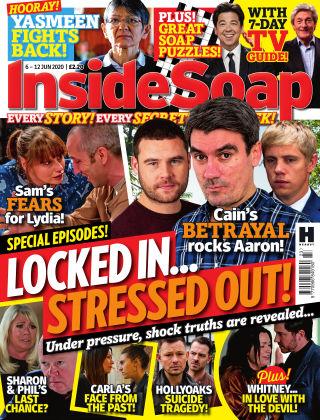 Inside Soap - UK Issue 23