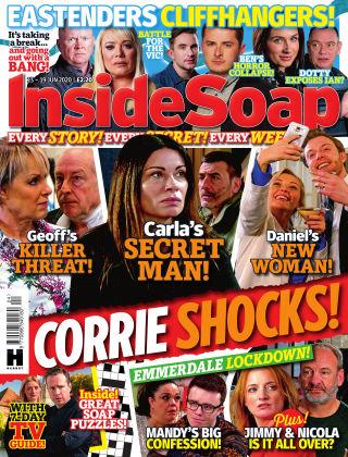 Inside Soap - UK Issue 24