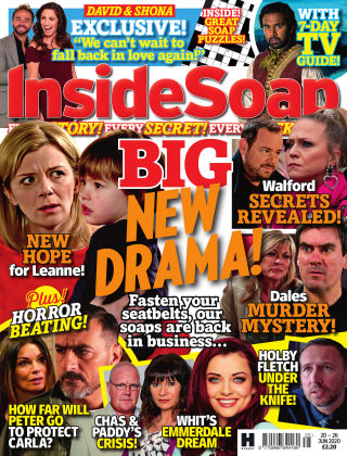 Inside Soap - UK Issue 25