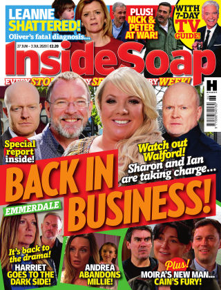 Inside Soap - UK Issue 26