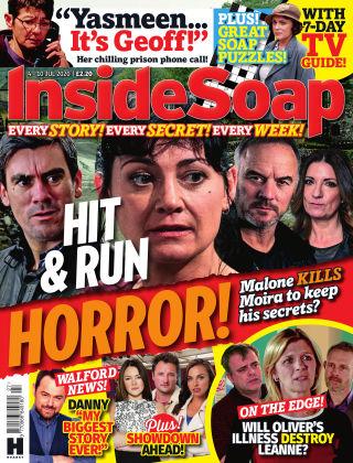 Inside Soap - UK Issue 27