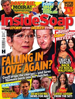 Inside Soap - UK Issue 28