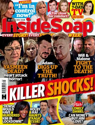 Inside Soap - UK issue29-2020