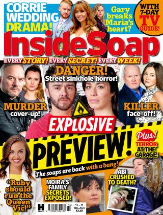 Inside Soap - UK Issue 33