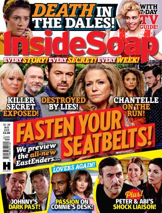 Inside Soap - UK Issue 34