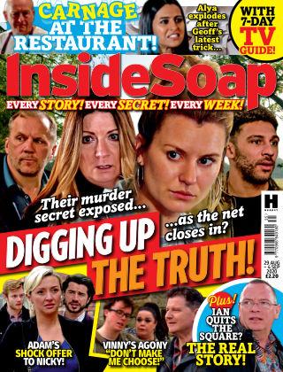 Inside Soap - UK Issue 35