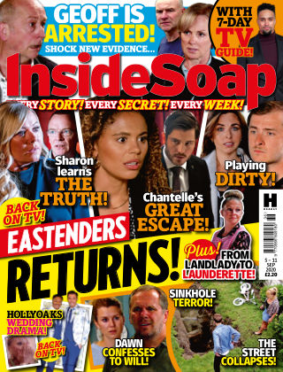 Inside Soap - UK Issue 36