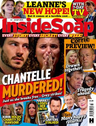 Inside Soap - UK Issue 37